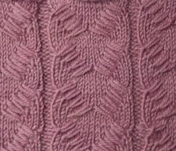 cool knitting pattern